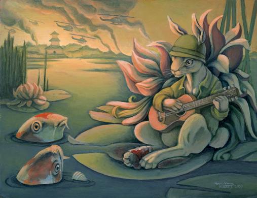 Eve of destruction - Heather Watts